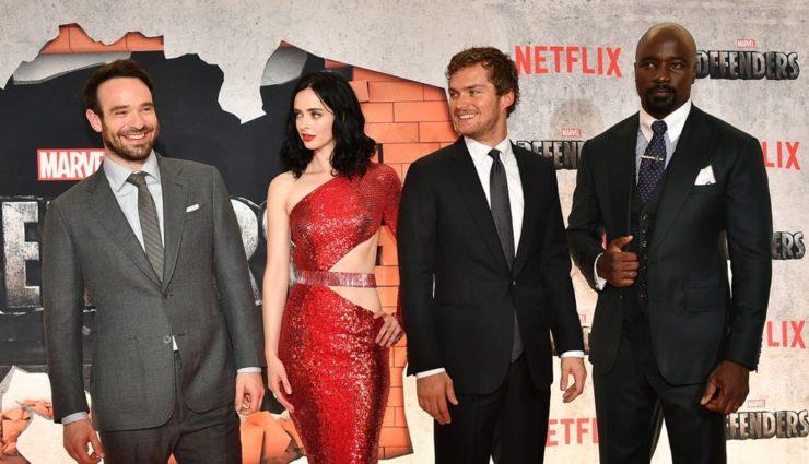Marvel's The Defenders Netflix'te Tüm Sezonu En Hızlı İzlenen Dizi Oldu