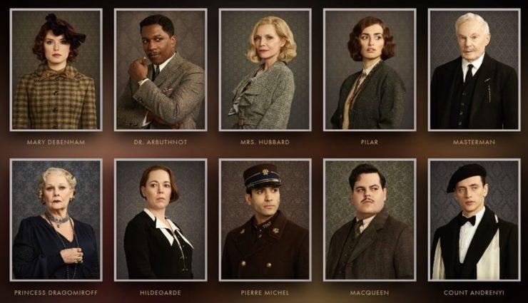 Agatha Christie'nin Romanından Uyarlanan Doğu Ekspresinde Cinayet'ten Yeni Video