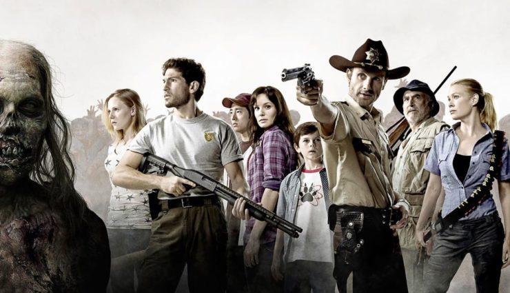 The Walking Dead'in Ekranlara Dönüşü Twitter'da Heyecan Yarattı