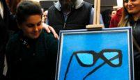 7. Malatya Uluslararası Film Festivali'nde Down Sendromlu Çocukların Alternatif Film Afişleri Sergisi