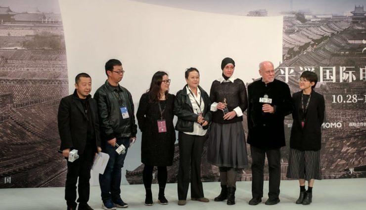 Aida Begić 'Bırakma Beni' Filmi ile Pingyoa Uluslararası Film Festivali'nden Ödül Aldı