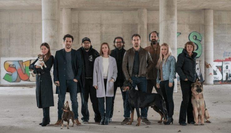 Netflix, Almanya'daki Yeni Orijinal Dizisi Dogs of Berlin'in Hazırlıklarına Başladı