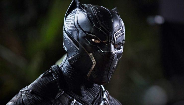 """Kendrick Lamar """"Black Panther"""" Filminin Soundtrack Albümünün Prodüktörlüğünü Üstlendi"""