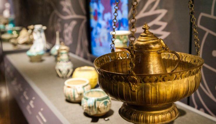 Pera Müzesi'nde Kahve Sohbetleri Zamanı