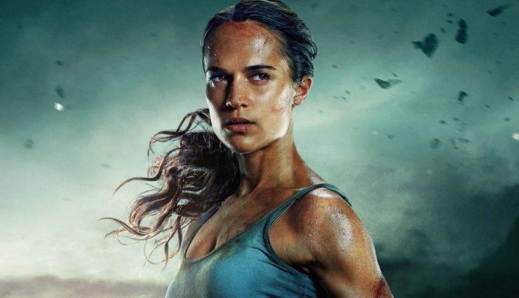 Tomb Raider Mart'ta Sinema Severlerle Buluşuyor