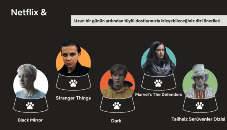Netflix İzleyen 3 Kişiden İkisine Evcil Hayvanları Eşlik Ediyor!