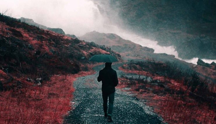 Danimarka Yapımı The Rain'den Kamera Arkası Görüntüler Paylaşıldı