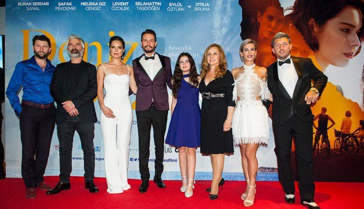 """Deniz ve Güneş"""" Filminin Galası Gerçekleşti"""