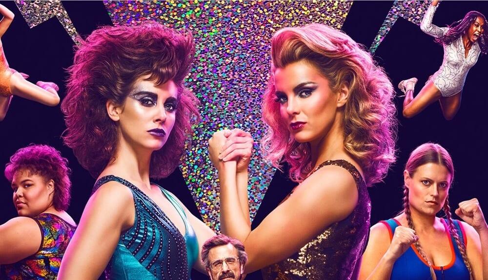 GLOW Kadınları 29 Haziran'da İkinci Sezonla Ekranlara Dönüyor