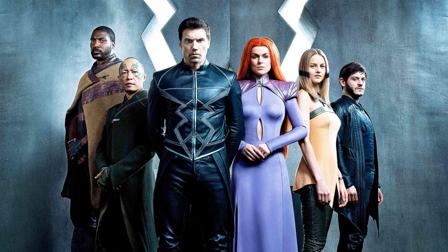Marvel's Inhumans Incelemesi