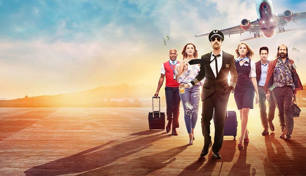 """Yeni dizi """"LA to Vegas"""" FOXLIFE'ta"""