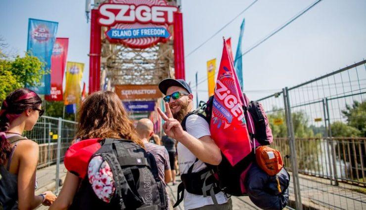 Sziget Festivali Dünyaca Ünlü İsimleri Özgürlükler Adasında Buluşturacak