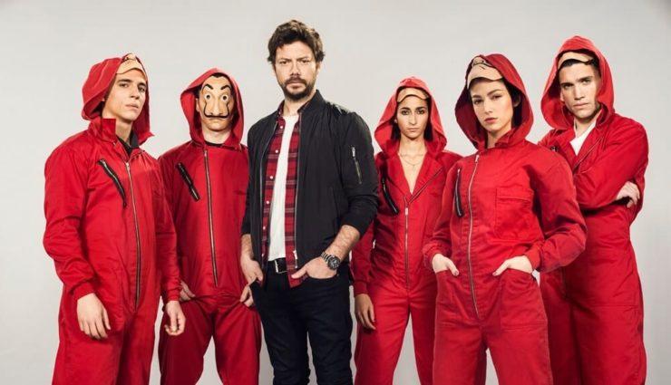 Netflix, La Casa de Papel'in Yaratıcısı Álex Pina ile Global Anlaşma İmzaladı