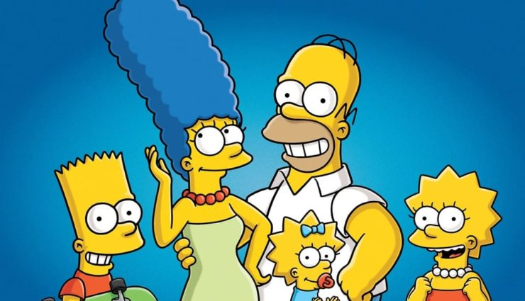 The Simpsons 30. sezonuyla FX'te