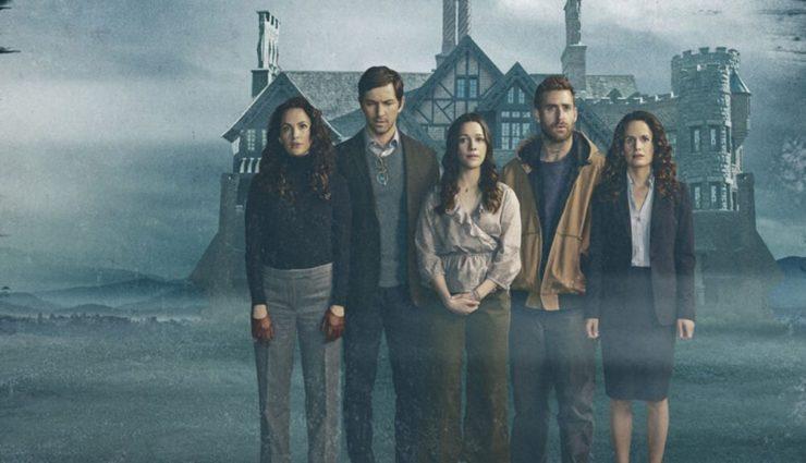 Netflix'in Yeni Korku dizisi Tepedeki Ev'den Fragman Paylaşıldı