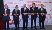 CGV Mars Entertainment Group 100'üncü Sineması Ankara'da