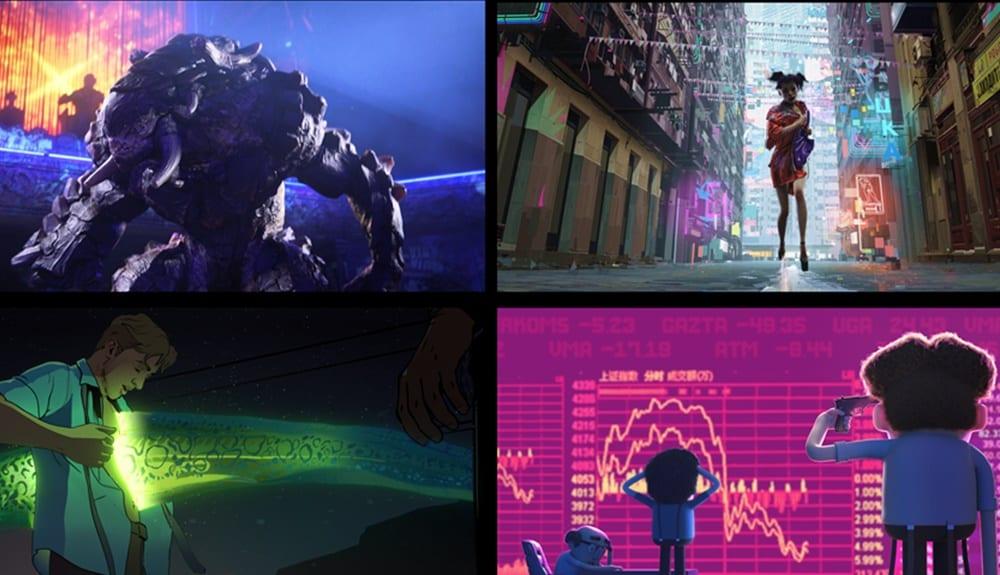 Netflix'in, Tim Miller ve David Fincher İmzalı Animasyon Dizisi için Geri Sayım Başladı
