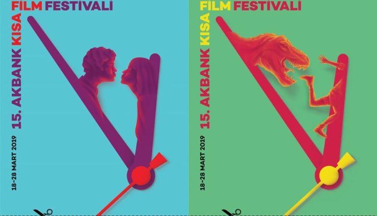 15. Akbank Kısa Film Festivali Jüri Üyeleri Belli Oldu