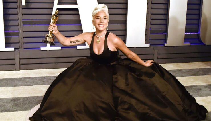 Oscar'ın en çok konuşulan ismi Lady Gaga Oldu