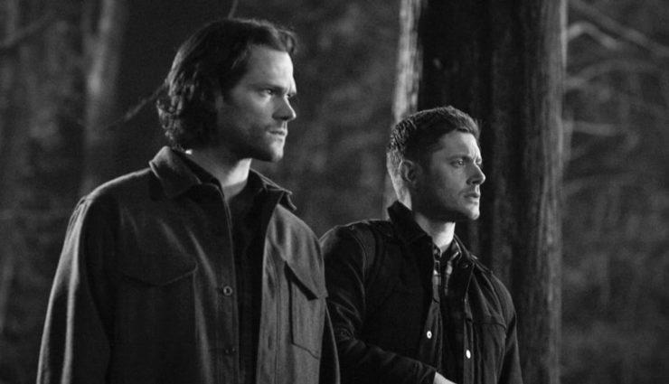 Supernatural FX'te Başladı