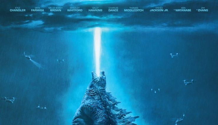 Godzilla: King of the Monsters için Geri Sayım Başladı