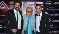 Türk sinemasının Usta Oyuncuları Arise Filminin Galasında Buluştu