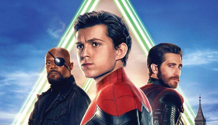 Örümcek-Adam: Evden Uzakta 5 Temmuz'da Vizyon'da