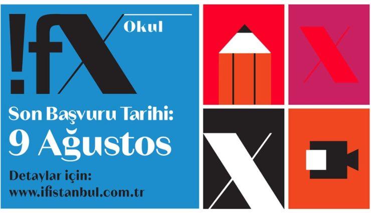 !f İstanbul Bağımsız Filmler Festivali Yeniliklerinden !f Okul İçin Başvurular Devam Ediyor