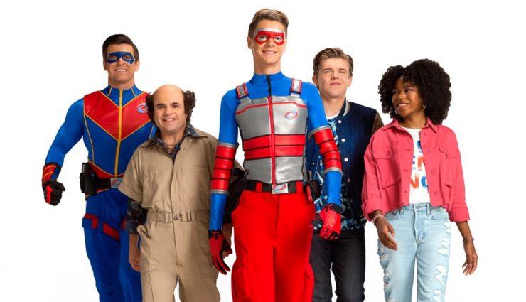 Nickelodeon'da Yeni Çizgi Filmler Çocuklar ve Gençlerle Buluşuyor