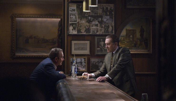 Netflix Martin Scorsese imzalı THE IRISHMAN'in Resmi Fragmanını Paylaştı