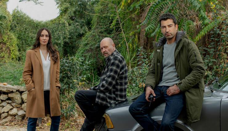 FX ve BluTV'nin yeni dizisi Alef için Hazırlıklar Devam Ediyor
