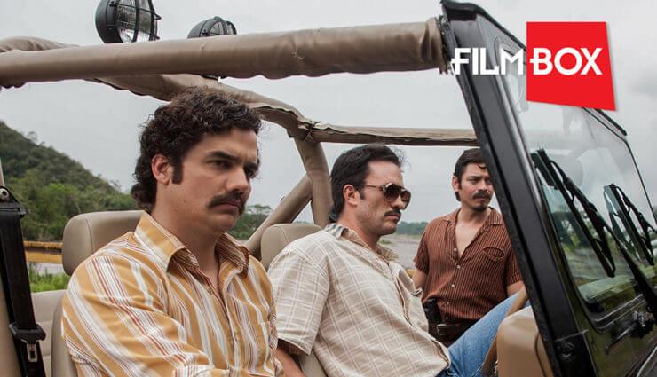 NARCOS FilmBOX'ta İzleyiciyle Buluşuyor