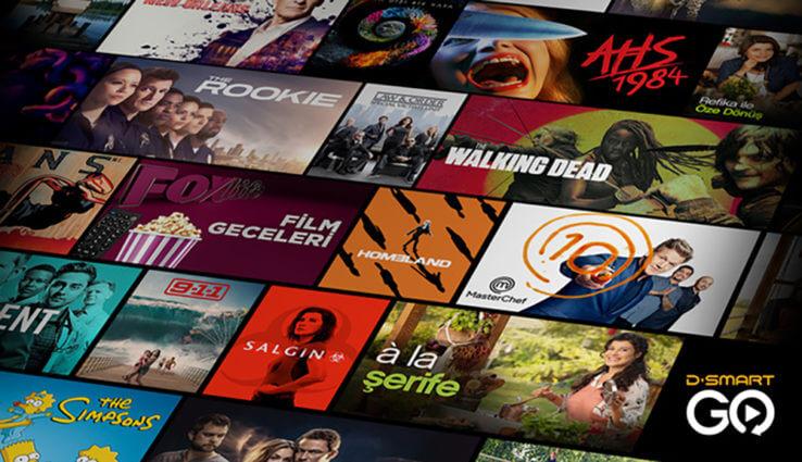 FOX Networks Group Kanalları D-Smart Go'da İzleyiciyle Buluşuyor