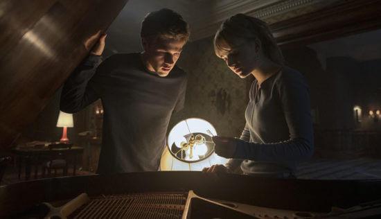 Netflix Yeni Dizisi Locke and Key'den Özel Video Paylaştı