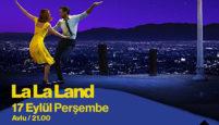 """""""La La Land"""" Yapı Kredi bomontiada Müzikal Film Serisi'nde"""
