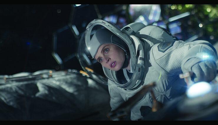 George Clooney'in Yeni Filmi The Midnight Sky'dan İlk Kareler Paylaşıldı