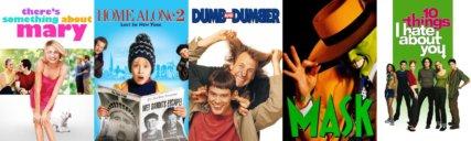 90'ların En İyi Komedi Filmleri