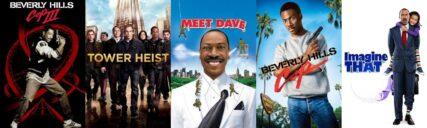 Hafta Sonunda İzlemek için En Komik Eddie Murphy Filmleri