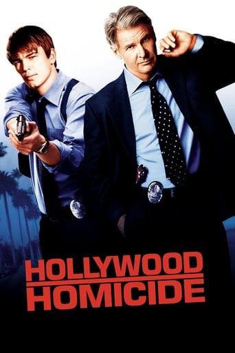 Hollywood Polisleri poster