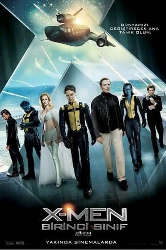 X-Men: Birinci Sınıf poster