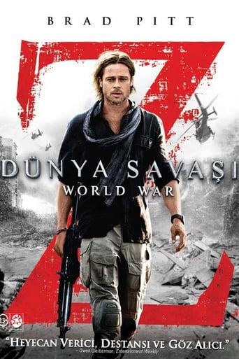 Dünya Savaşı Z poster