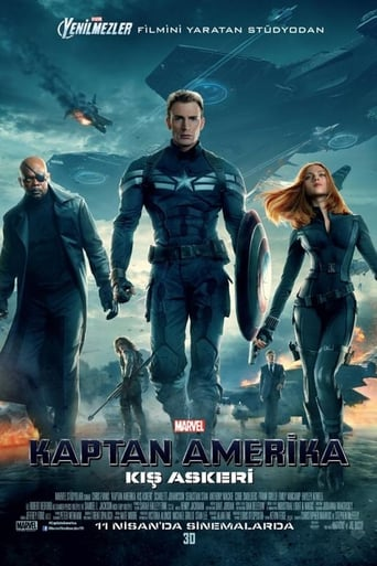 Kaptan Amerika : Kış Askeri