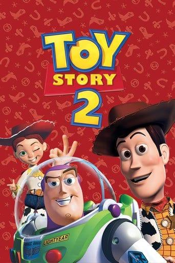 Oyuncak Hikayesi 2 poster