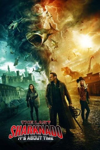 Son Sharknado: Zaman Hakkında poster