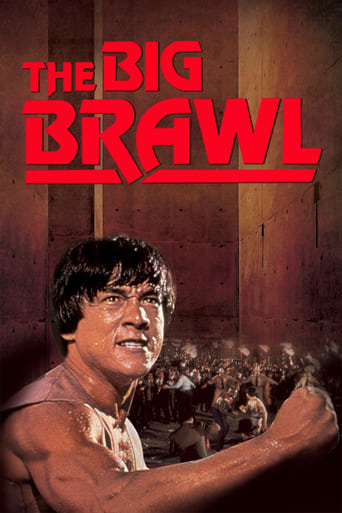 The Big Brawl poster