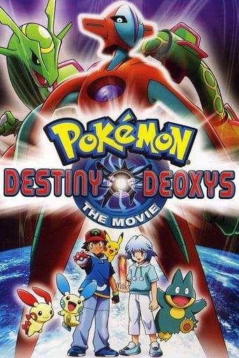 Pokémon 7: Deoxys'in Kaderi