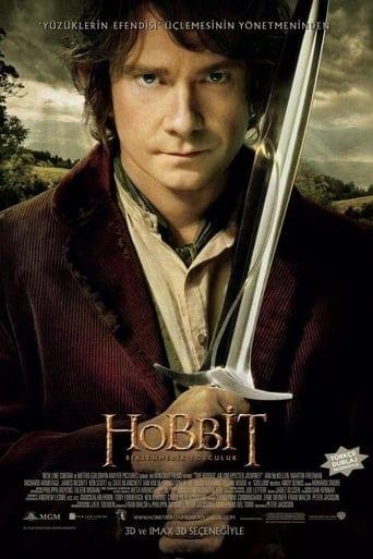 Hobbit: Beklenmedik Yolculuk poster