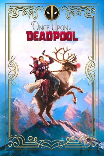 Bir Zamanlar Deadpool poster