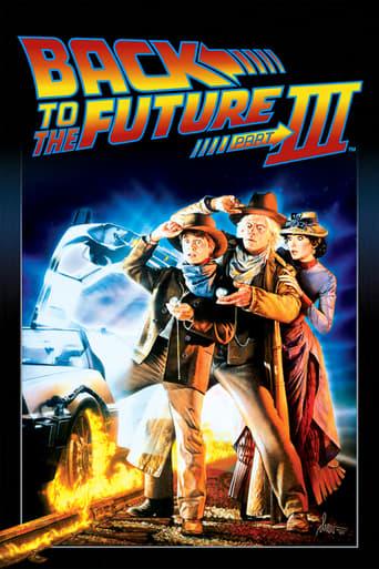 Geleceğe Dönüş 3 poster