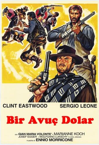 Bir Avuç Dolar poster